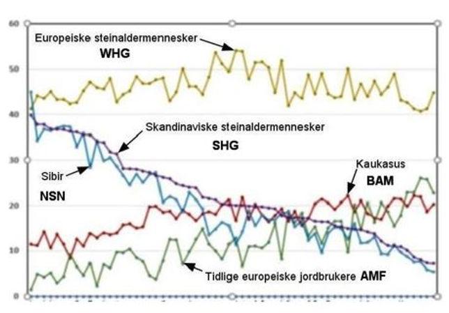 sjøsamer, urbefolking, indigenous, Samer, Saami, Ancient ethninc profile, North-Scandinavians, Saami DNA, Saami genetics, 100% Saami, Saami origin