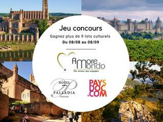 """Jeu concours """"Culture en Occitanie"""""""