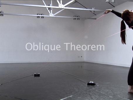 Oblique Theorem selected for VIII São Carlos Videodance Festival in Brazil