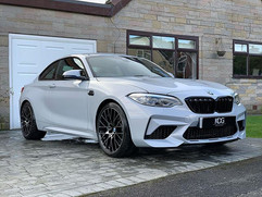 A Platinum Package was applied to this BMW M2 Competition. Offering a deep clean inside an