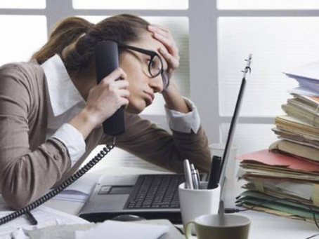 10 HIGHLY EFFECTIVE WAYS TO MANAGE STRESS AT WORK