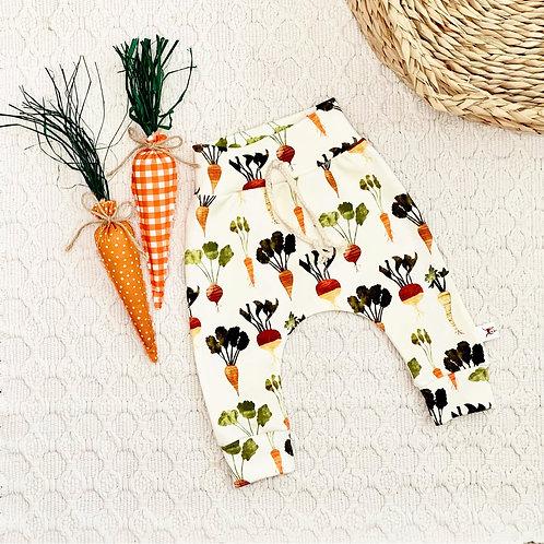 Organic Veggie Pants