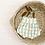 Thumbnail: Mint Green Buffalo Plaid Organic Baby Shorts