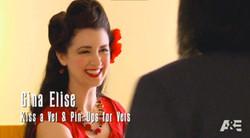 Gina Elise, Pin-Ups for Vets