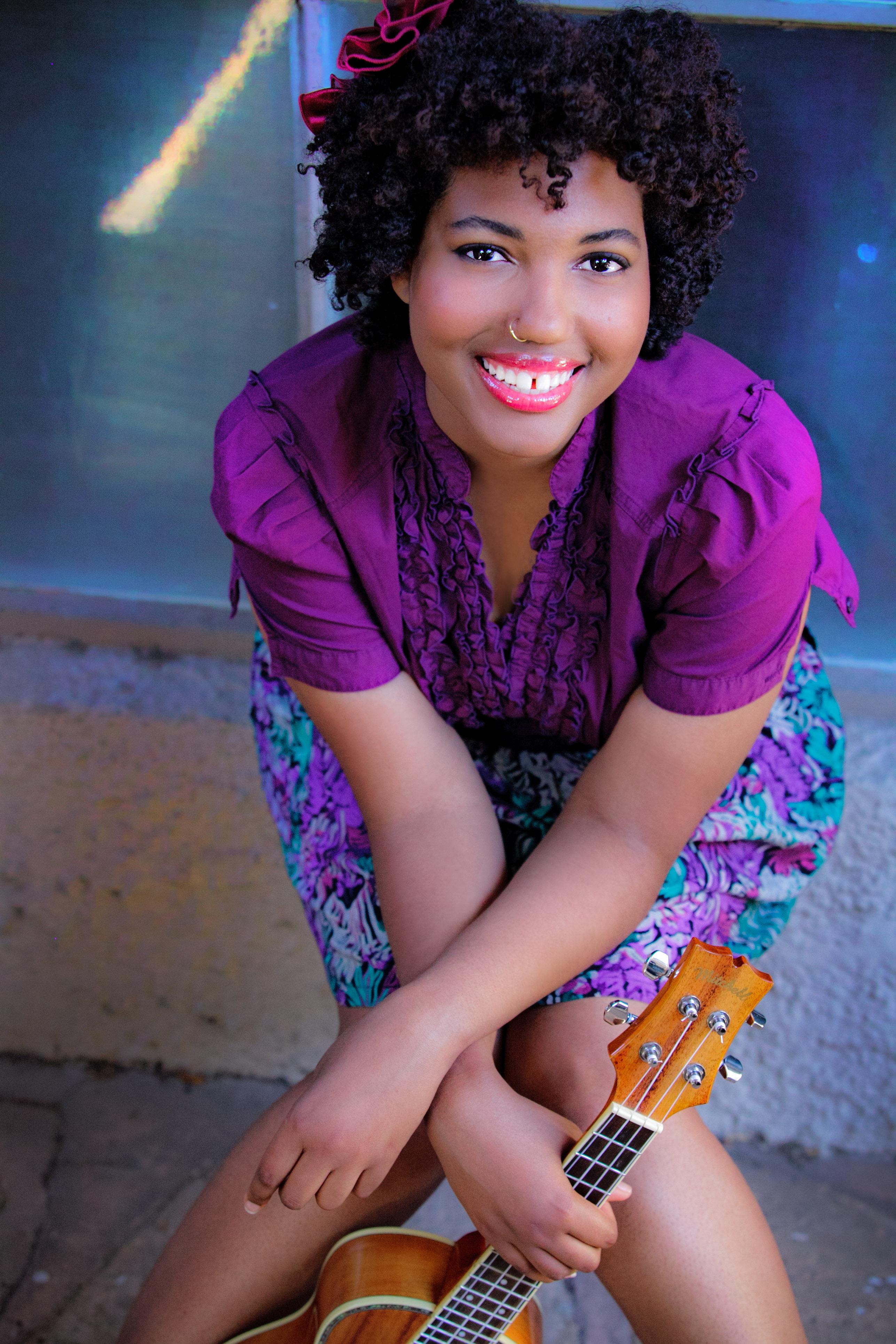 Musician Lexee Harris