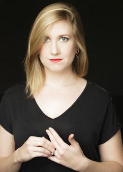 Writer Katherine DiSavino