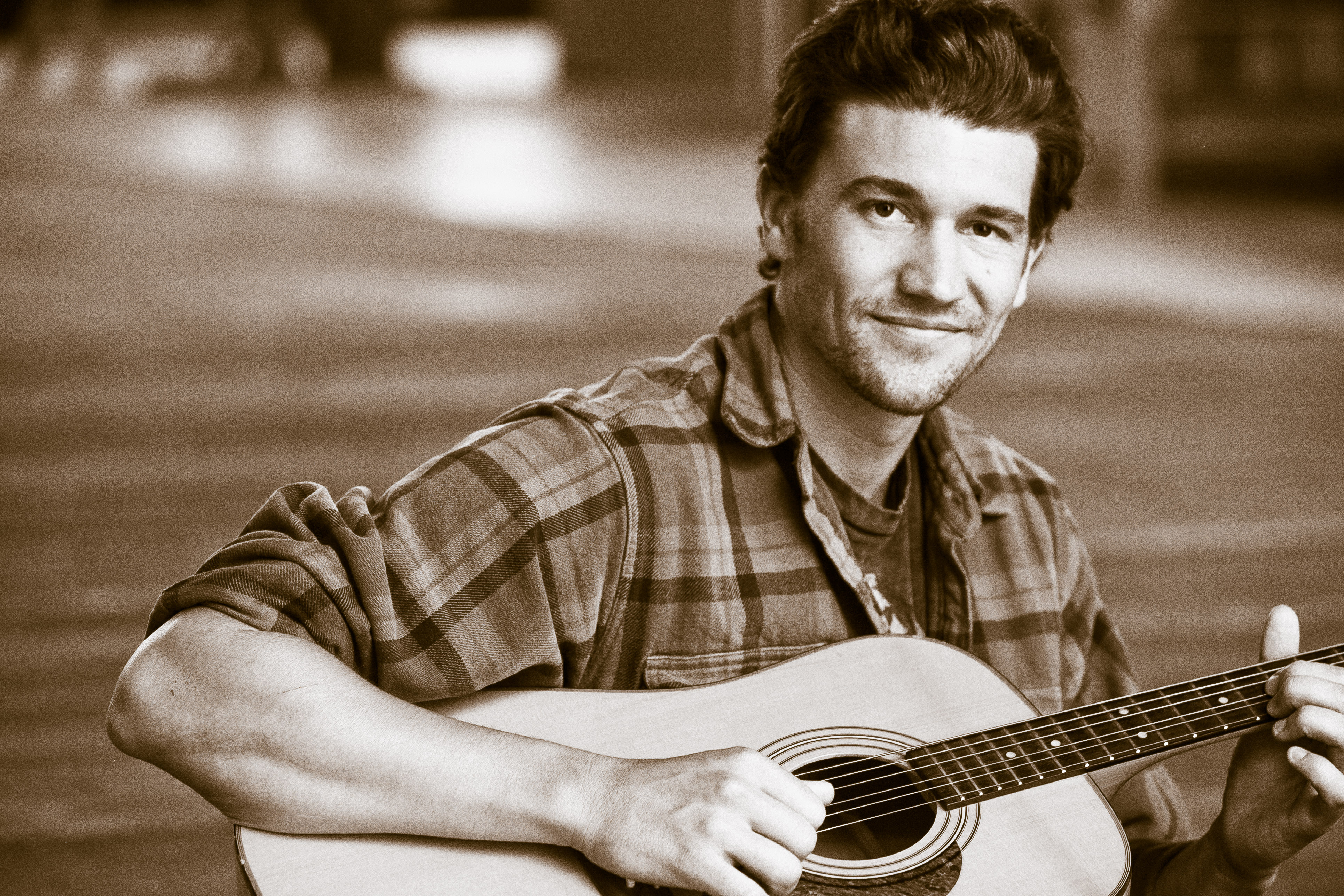 Musician Phil Kruse