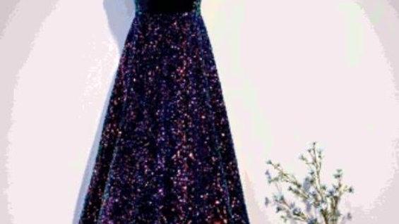 Abendkleid A-01