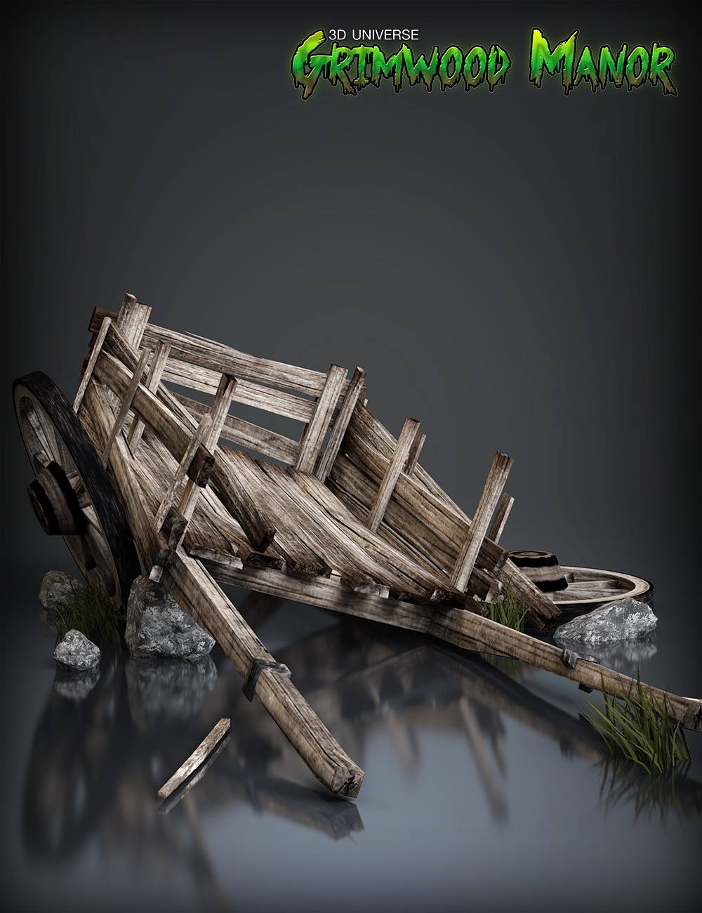 Broken Wagon (Grimwood Manor)