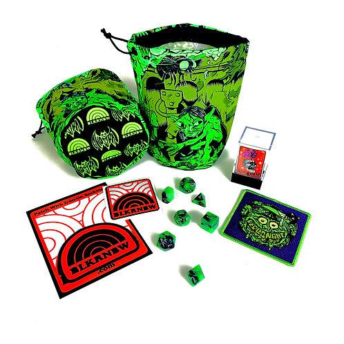 Ghost Bat: Dice Bag Kit