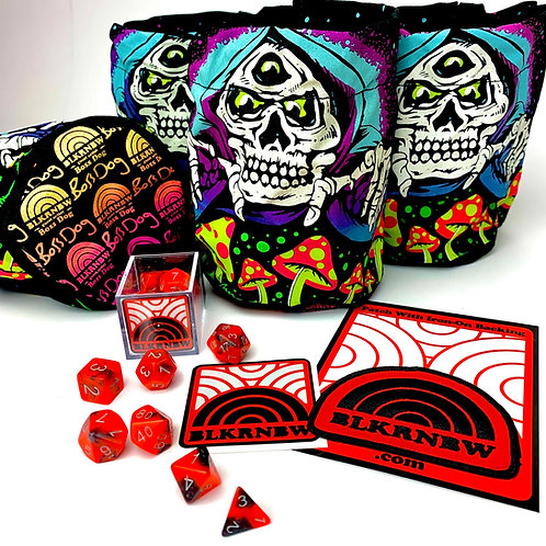 Boss Dog: Dice bag kit