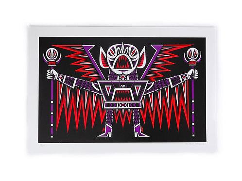 Martin Ontiveros: Nightlord Poster