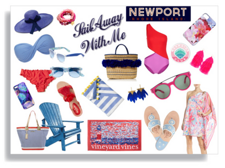 Sail Away With Me Honey... Newport, Rhode Island Fashion Trends