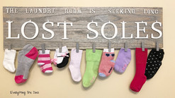 Long Lost Soles - The Forever Search For The Missing Sock