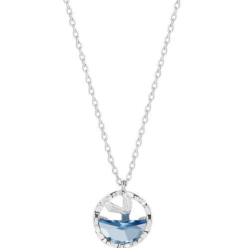 Mermaid Silver Necklace