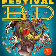 FESTIVAL DE LA BD - 2ÈME ÉDITION