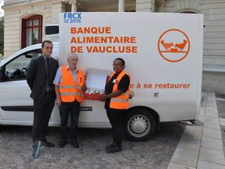 Banque alimentaire du Vaucluse