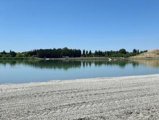 Lac de Monteux Provence