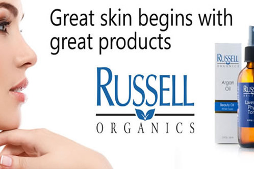 All Russell Organics are available and will be listed individually soon