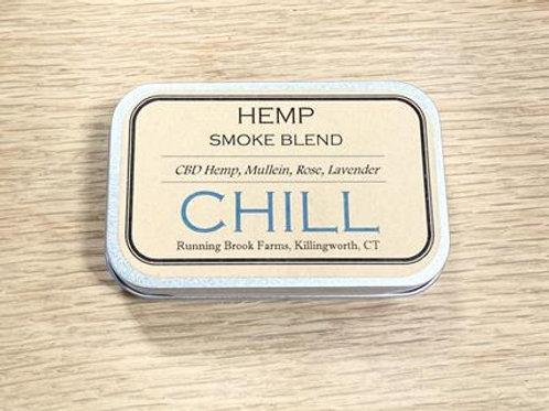 CHILL Hemp Smoke Blend