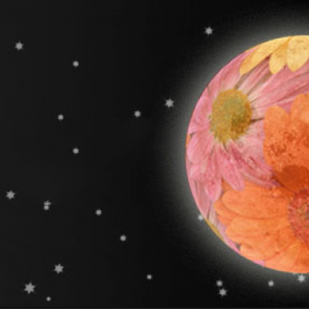 """May 28, 7PM PST: Full Super """"Flower"""" Moon Ceremony and Virtual Song & Drum Circle"""