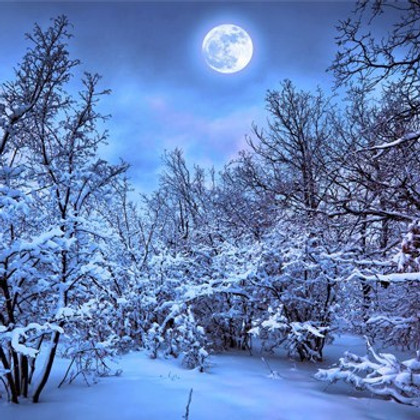 February 27, 7PM PST: Full Snow Moon Ceremony and Virtual Song & Drum Circle!
