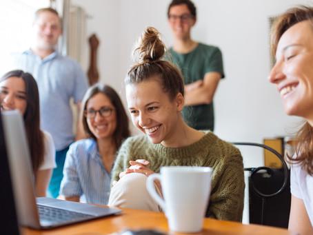 Communiquer sur les nouveaux modes de travail collaboratif !