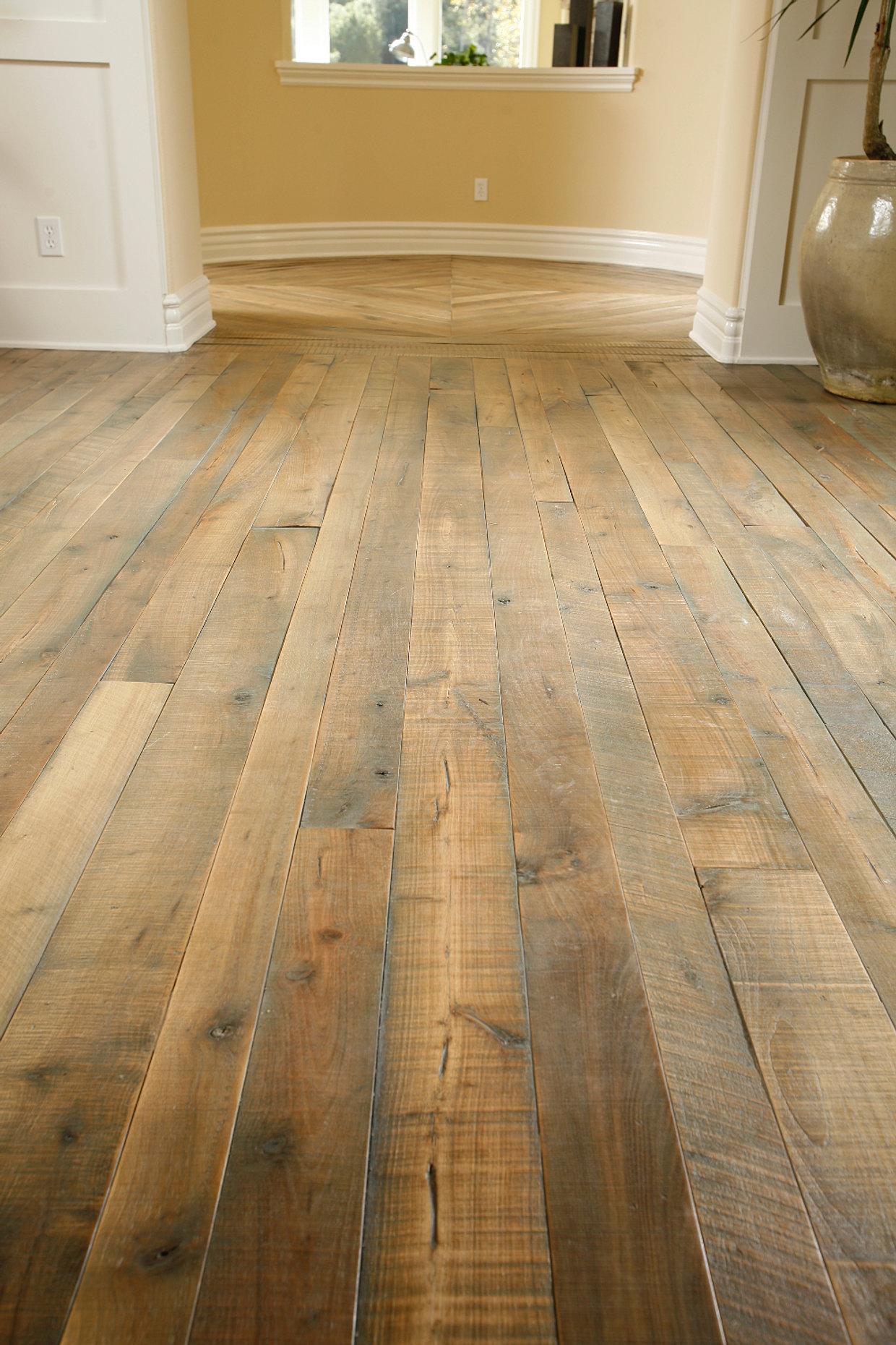 Amazing Richard Marshall Fine Flooring Custom Solid Hardwood Diestressed Oak