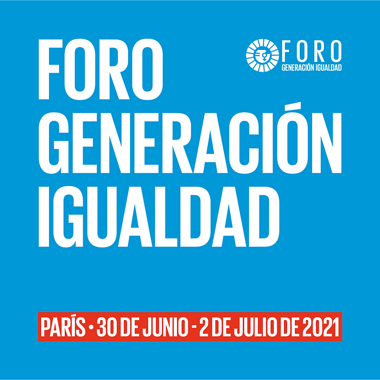 Foro Generación Igualdad en París