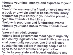 February is Library Lovers Month