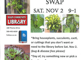 Houseplant Swap