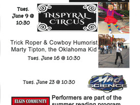 SRP Performer Lineup