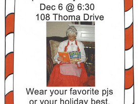 Christmas Story Time with Mrs. Claus