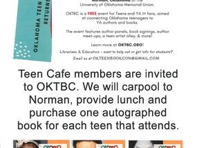 OK Teen Book Con