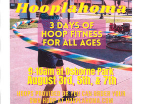 Hula Hoop for Health