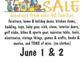 Friends of ECL Rummage Sale