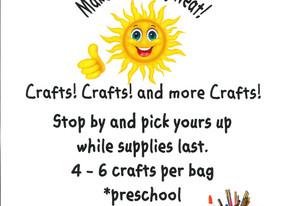 July Crafts!