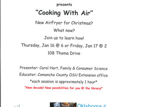 Airfryer? Now what?