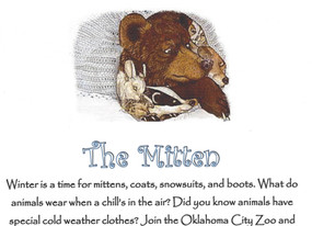 The Mitten by OKC Zoo