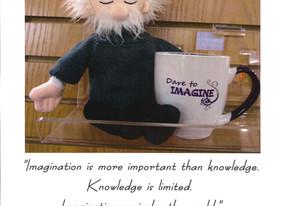 Einstein with a Spine