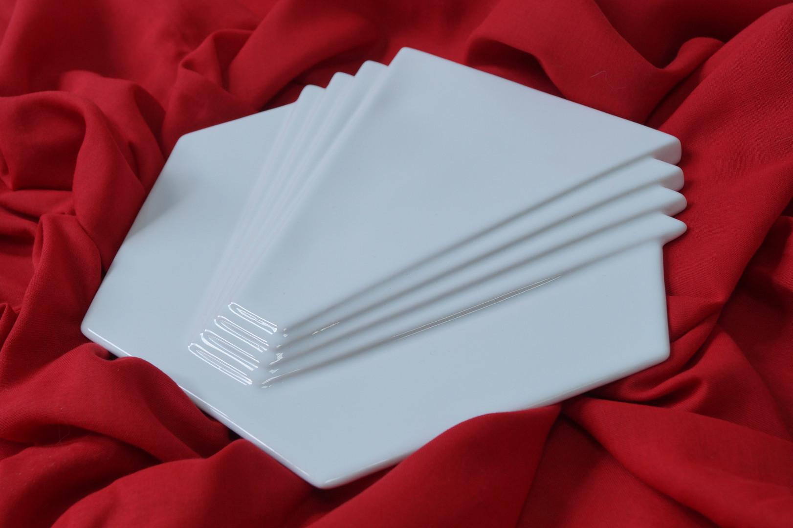 porcelana wykonana w technologii druku 3d