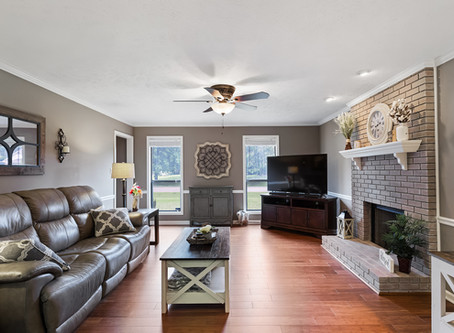 Home Staging: You're Not a Tree. You Can Move.