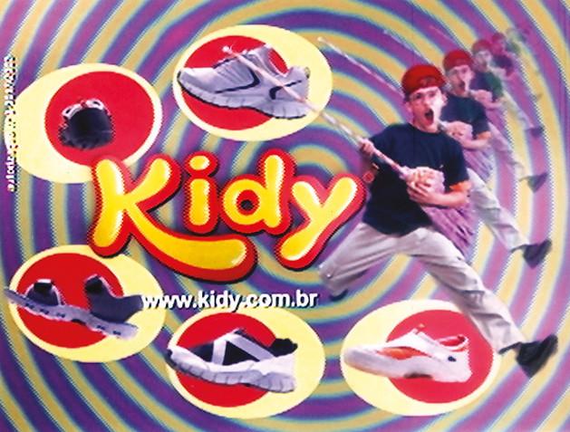 Concurso Passos para a Fama Kidy