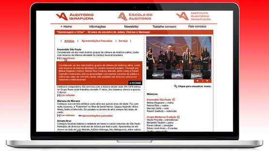 Auditório Ibirapuera