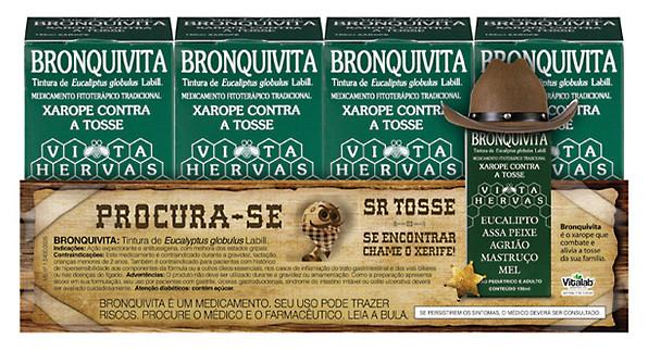 Bronquivita Xerife - OTC