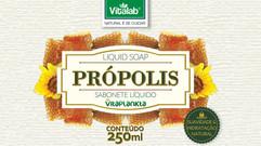 Sabonete líquido Própolis Vitalab