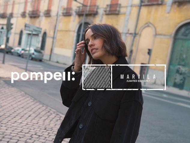 Pompeii - Marvila Collection