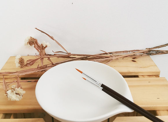 Round Spoon Rest - Adults Take Home Kit