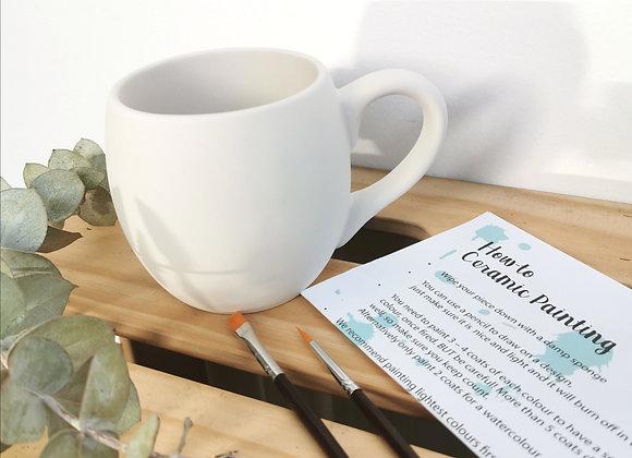 Little lodge mug - Adult Take Home Kit