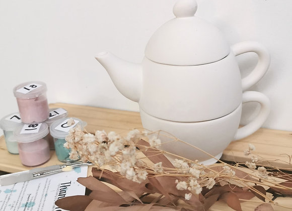 Tea for One - Adult Take Home Kit